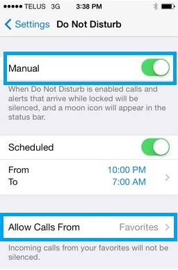 HOW TO BLOCK UNKNOWN OR PRIVATE CALLERS ON AN IPHONE 6 - Image 3