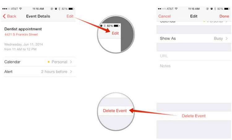 How to use calendar for iPad - Image 2
