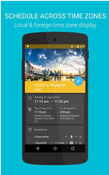 Top 7 Best Calendar App for Android – Best Android Calendar Widgets - Image 4