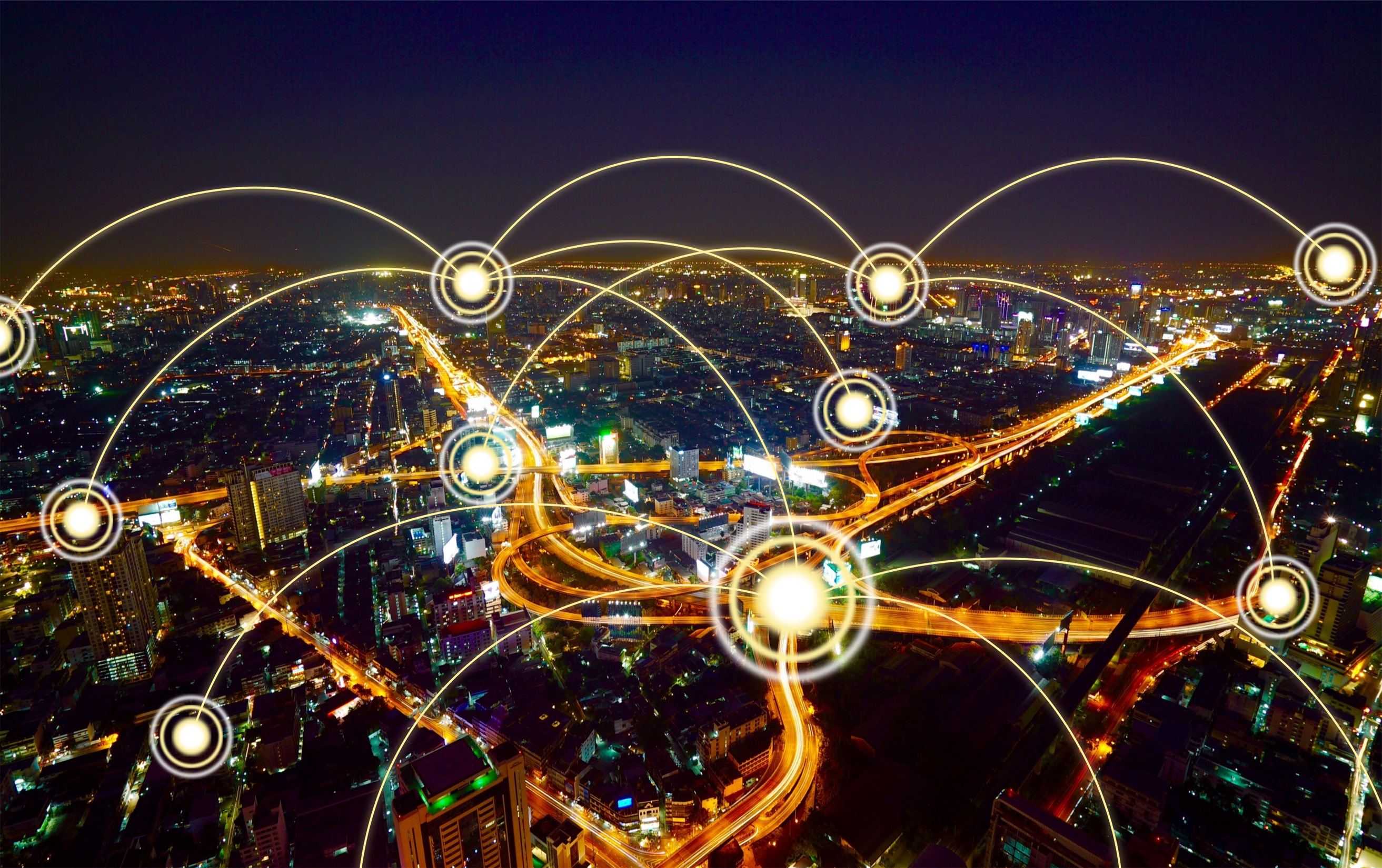 How IOT and Big Data Are Driving Smart Traffic Management and Smart Cities - Image 1