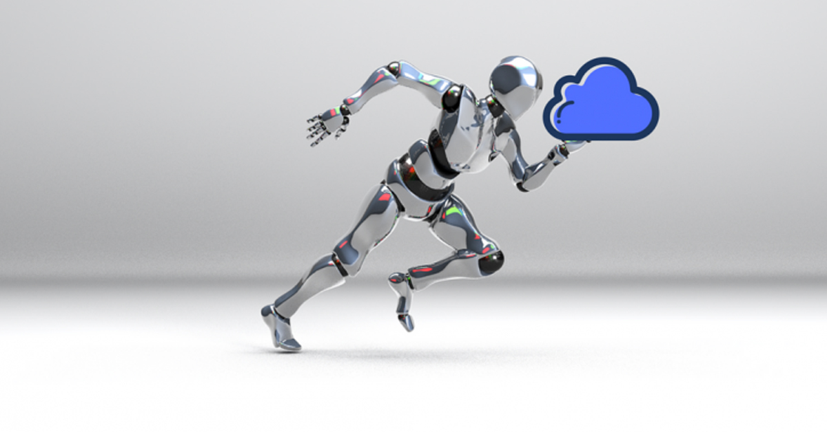 Joining the dots between robotics and cloud computing. - Image 1