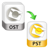 How to Move Exchange Cached Mode Emails from Outlook OST to PST - Image 1
