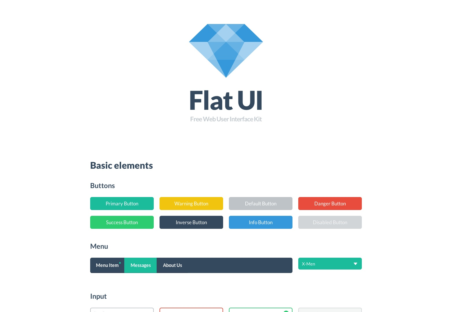Flat Web Design to Make Website More Interactive - Image 1