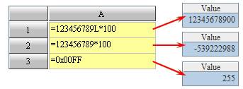 Constants in esProc - Image 2