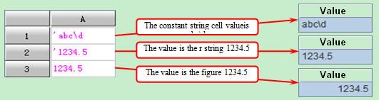 Constants in esProc - Image 8