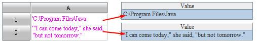 Constants in esProc - Image 9