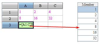 Constants in esProc - Image 13