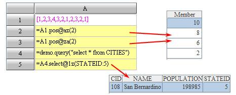 esProc's Option Syntax - Image 6