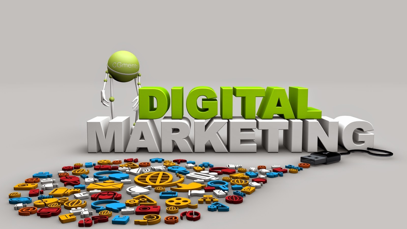Digital Marketing - Benefits - Image 1