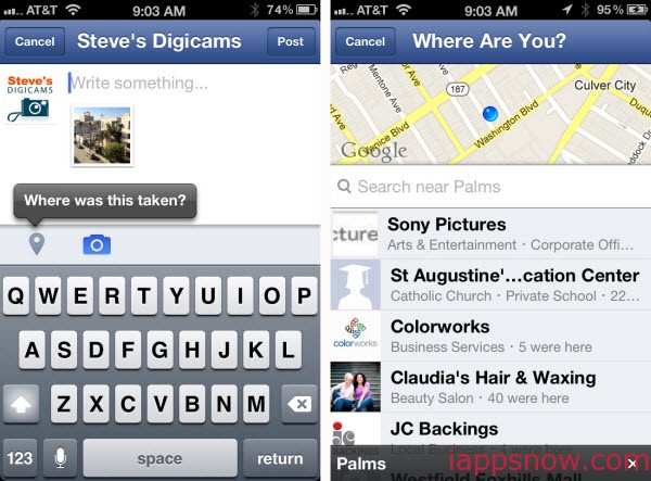 Two ways to Upload iPhone Photos to Facebook - Image 6