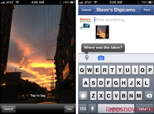 Two ways to Upload iPhone Photos to Facebook - Image 8