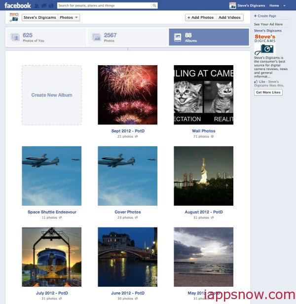 Two ways to Upload iPhone Photos to Facebook - Image 12
