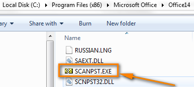 How to Use ScanPST to Repair Outlook 2016 PST File - Image 1