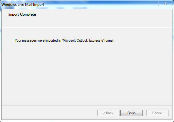 Different Ways to Import DBX File into MS Outlook (2007/2010/2013) or Office 365 - Image 6
