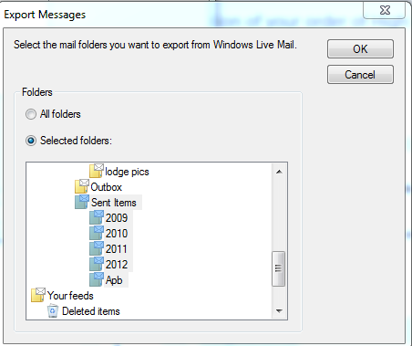 Different Ways to Import DBX File into MS Outlook (2007/2010/2013) or Office 365 - Image 10
