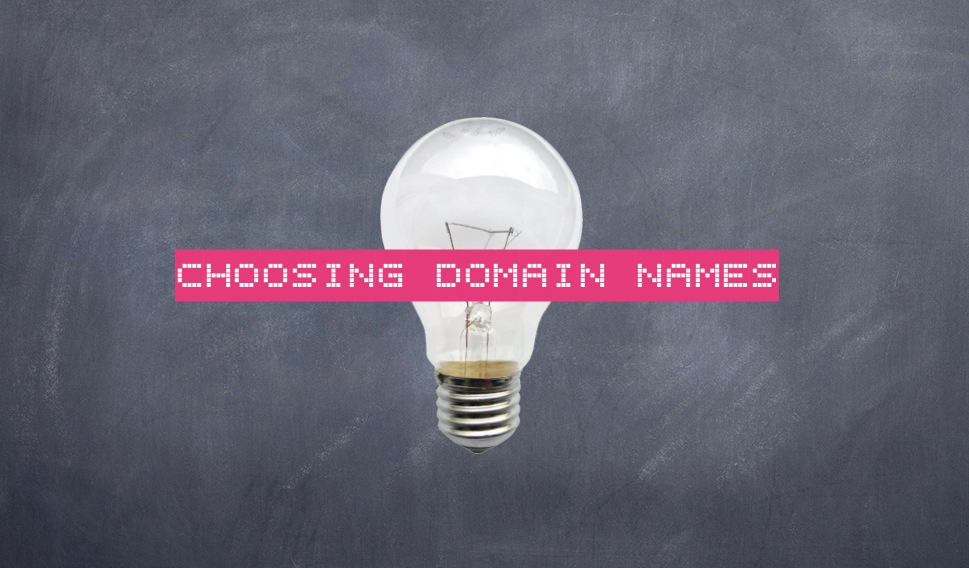Domain Name Hacking To Pick The Right Domain Name For Your Client - Image 1