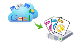 How to Download all Old Emails from Gmail to Outlook for Backup Concern - Image 1