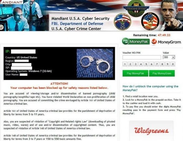 FBI Virus Attacks Android Phones - Image 1