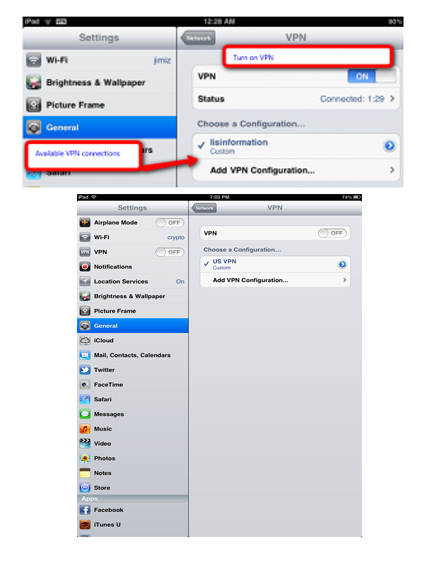 What is iPad VPN ? - Image 1