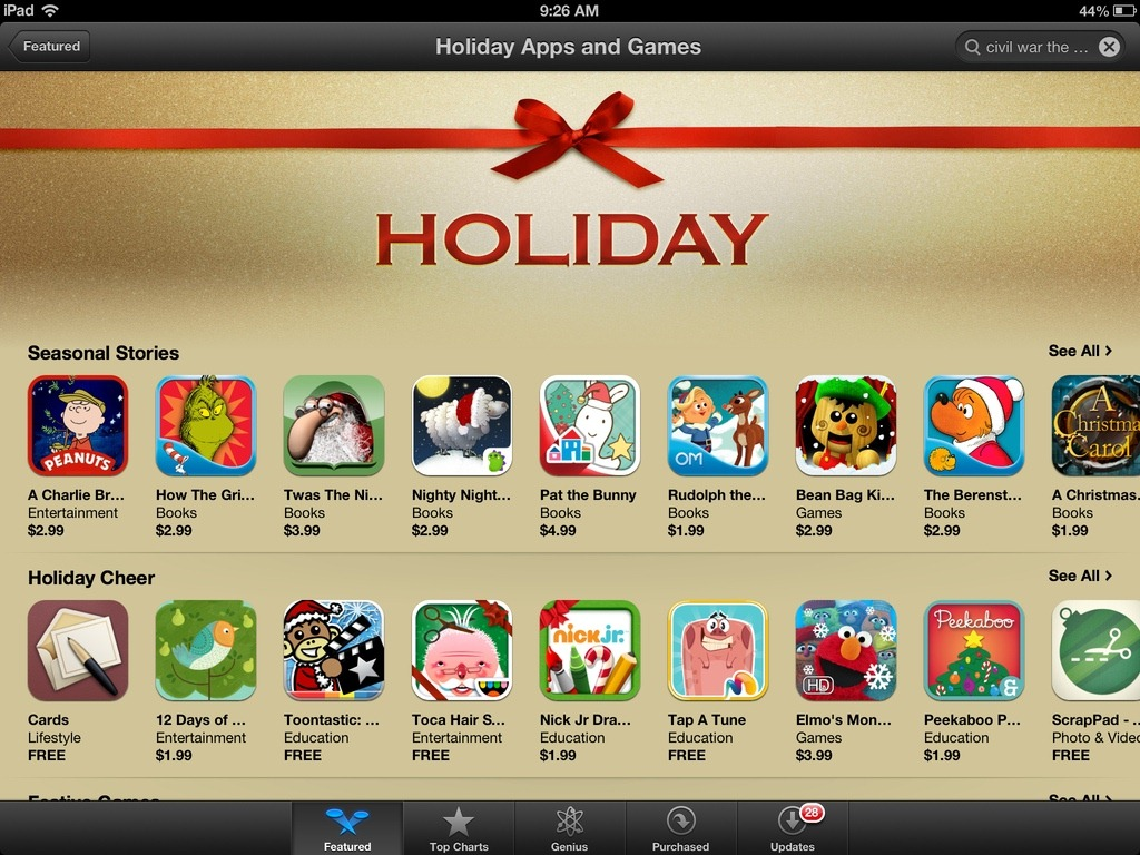 Plan Your Holiday, Have an App! - Image 1