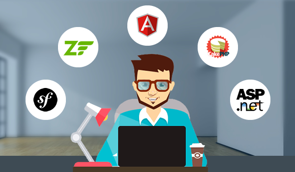 Top 5 Frameworks to Supercharge your Web Application Development - Image 1