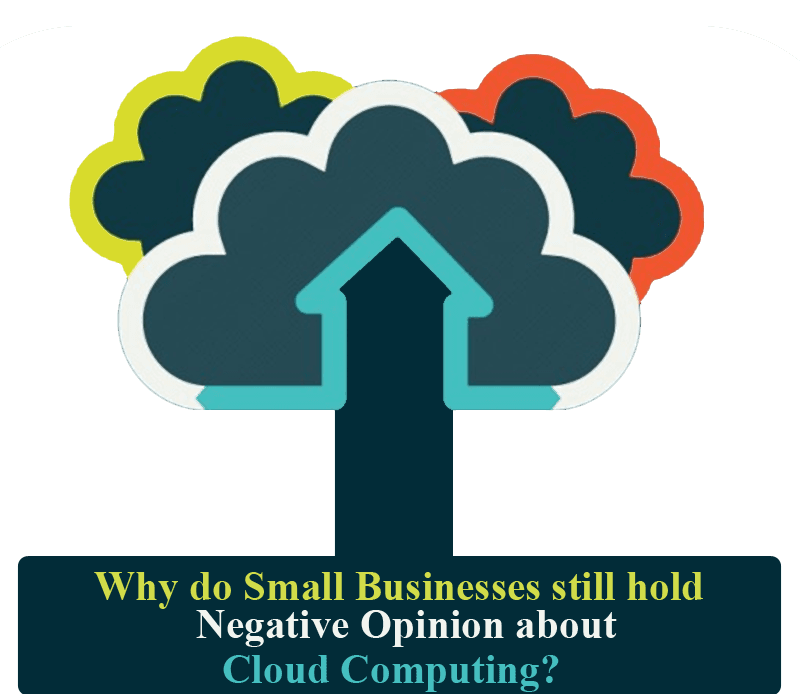 Why do small businesses still hold negative opinion about cloud computing? - Image 1