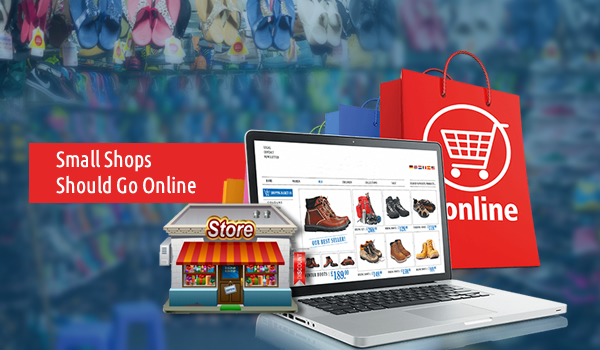 Why Small Shops Should Go Online? - Image 1