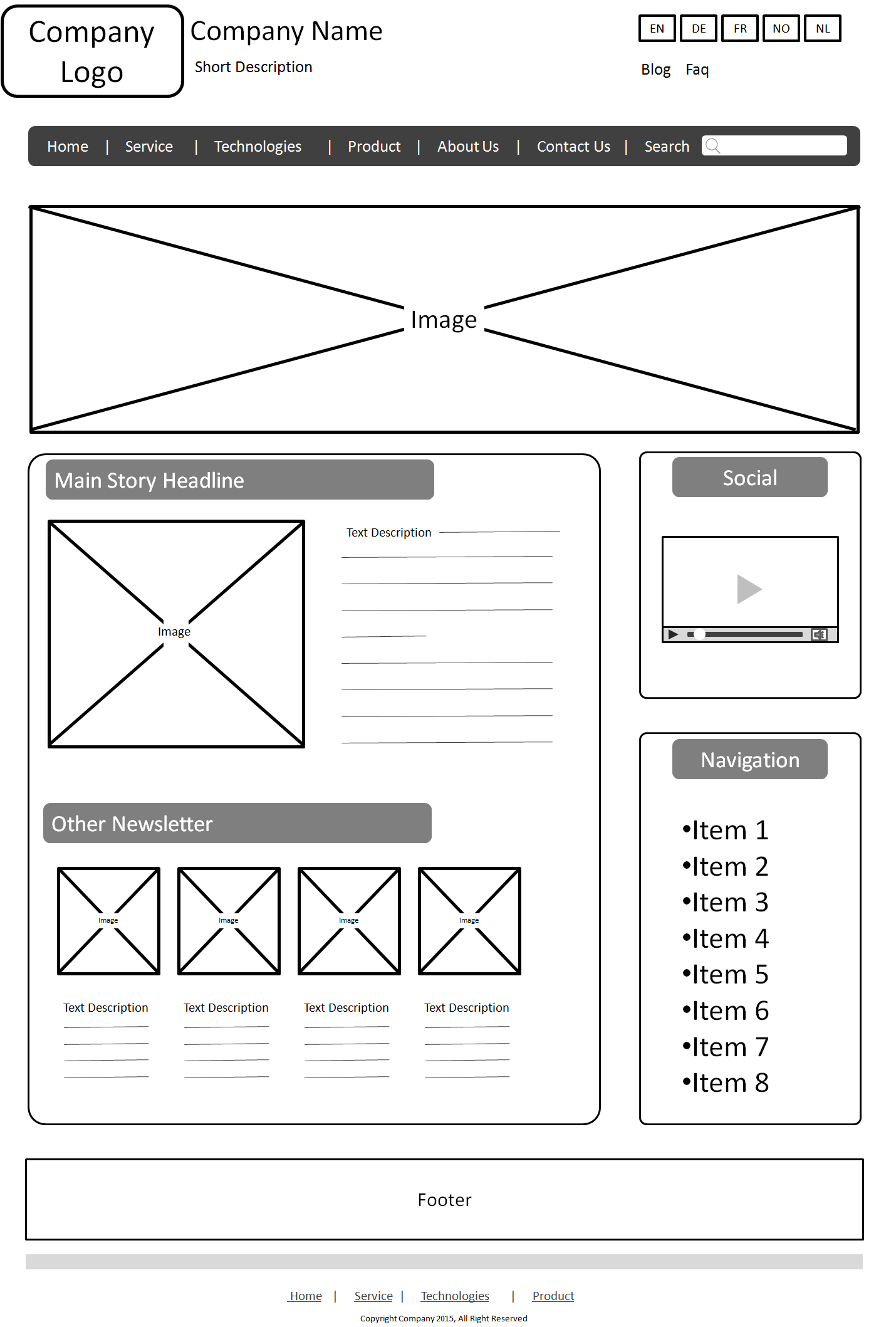 Wireframes Help To Produce Effective Designs - Image 1