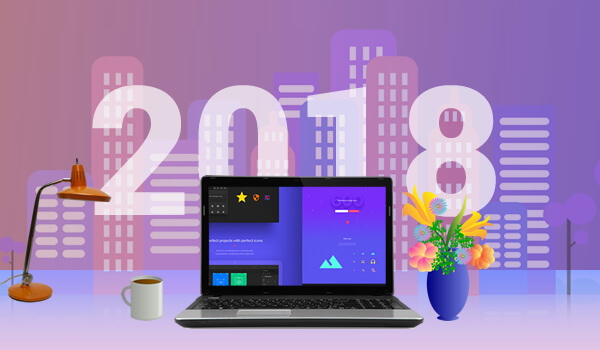 Top Web Design Trends that will Reign Supreme in 2018 - Image 1