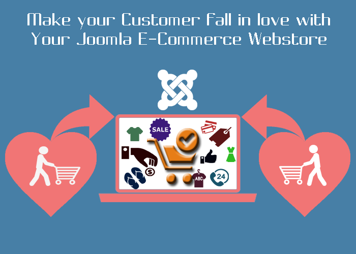 Make your Customer fall in love with Your Joomla E-Commerce Webstore - Image 1