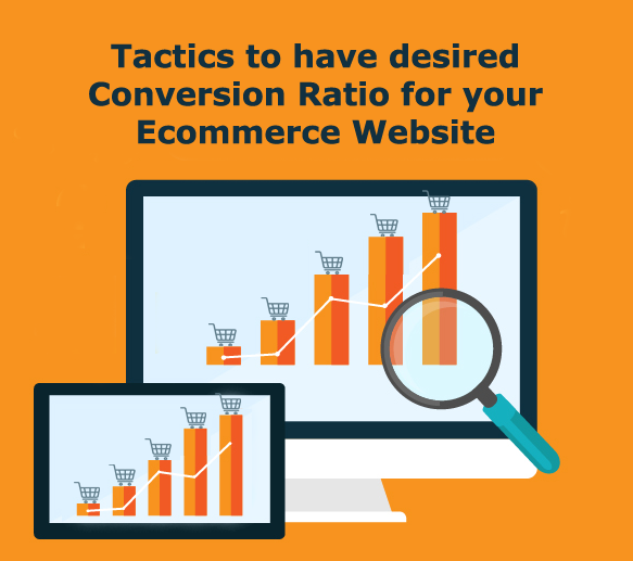 Tactics to have desired Conversion Ratio for your Ecommerce Website - Image 1