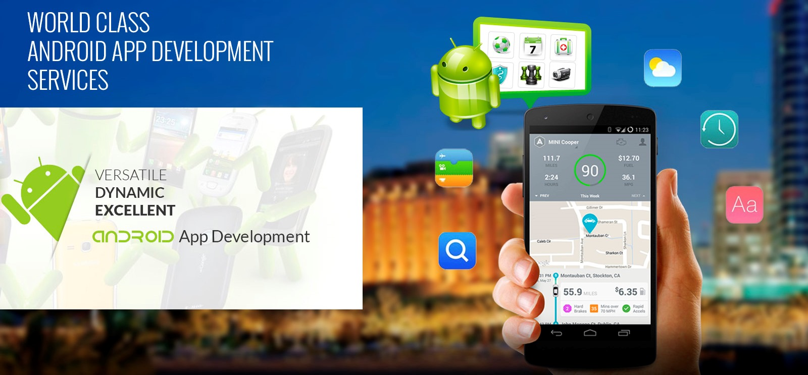 Enhance Your Android App Development Efforts With Ease - Image 1