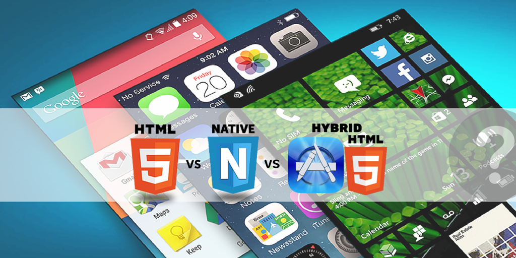 HTML5 vs. Native vs. Hybrid mobile application development: which one drives massive engagement of users? - Image 1