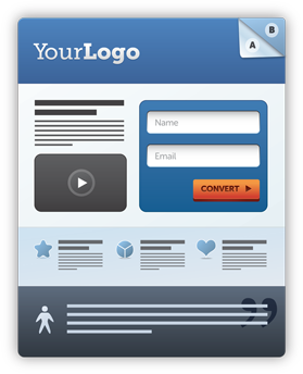 Where to show What - How to Create High Conversion Landing Pages - Image 1