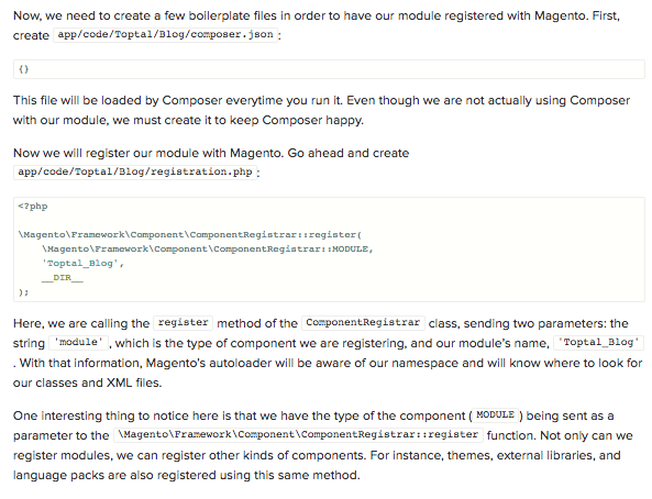 Magento 2 Tutorial: Building a Complete Module - Image 19