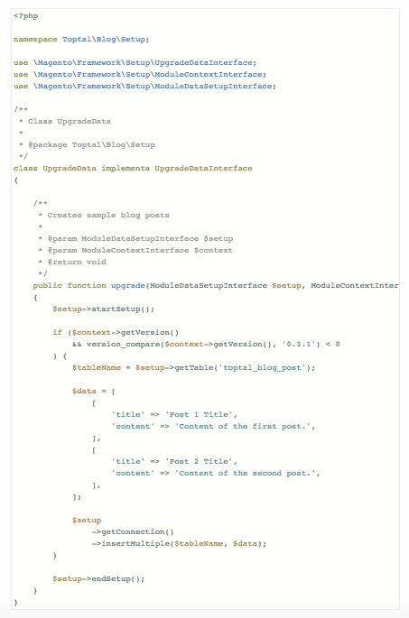 Magento 2 Tutorial: Building a Complete Module - Image 27