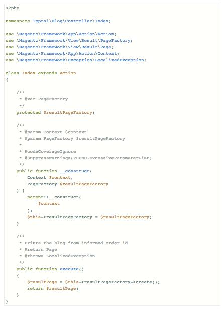 Magento 2 Tutorial: Building a Complete Module - Image 36