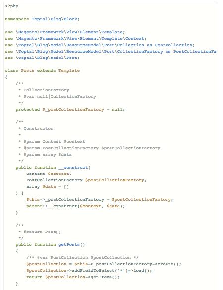 Magento 2 Tutorial: Building a Complete Module - Image 38