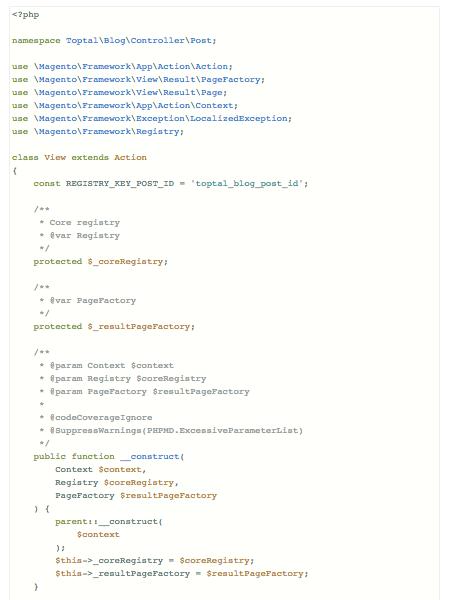 Magento 2 Tutorial: Building a Complete Module - Image 41