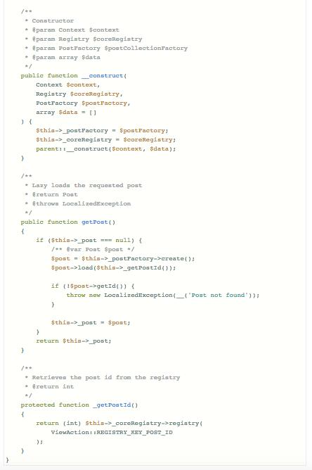 Magento 2 Tutorial: Building a Complete Module - Image 43