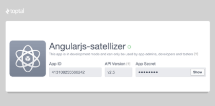 Integrating Facebook Login in AngularJS App with Satellizer - Image 12