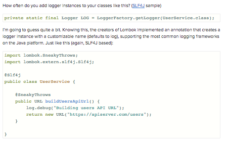 Write Fat-free Java Code with Project Lombok - Image 11
