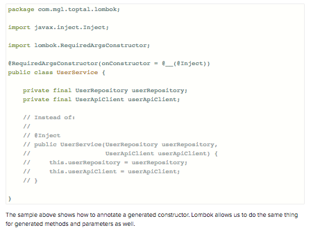 Write Fat-free Java Code with Project Lombok - Image 12