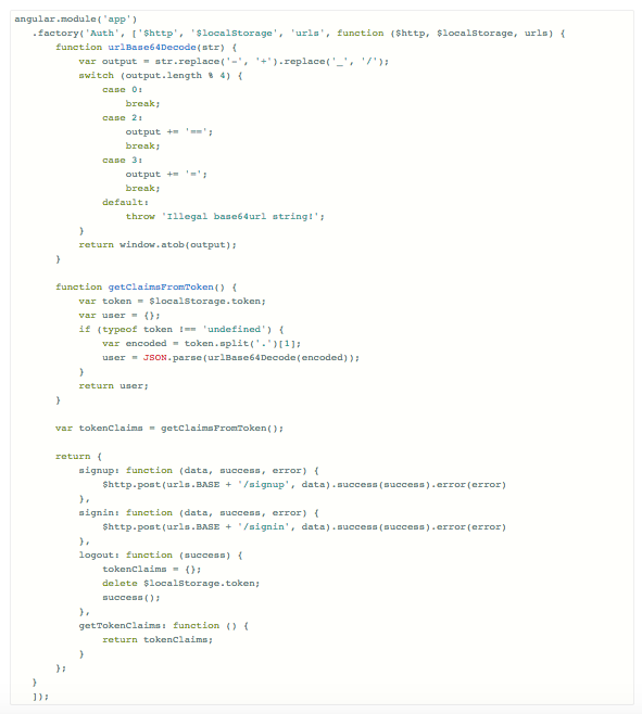 how to use json in angularjs