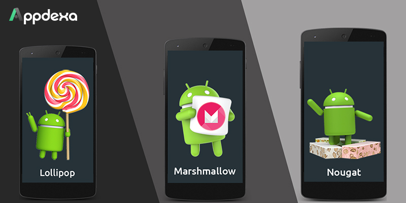 Android Lollipop Vs Marshmallow Vs Nougat: The Difference of Android Versions - Image 1