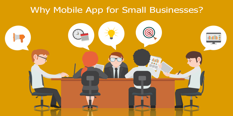 How Mobile App Helps Small Businesses? - Image 1