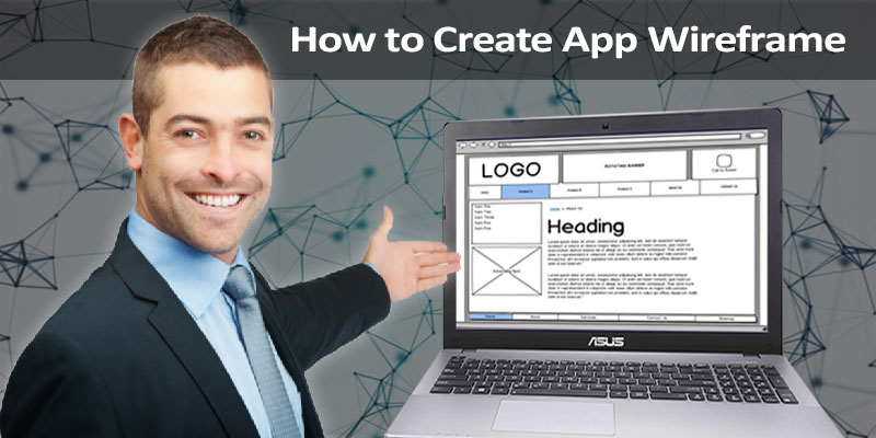 How to Create App Wireframe - Image 1