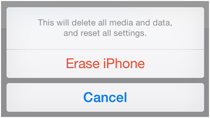 How to erase settings and data on your iPhone or iPad? - Image 2