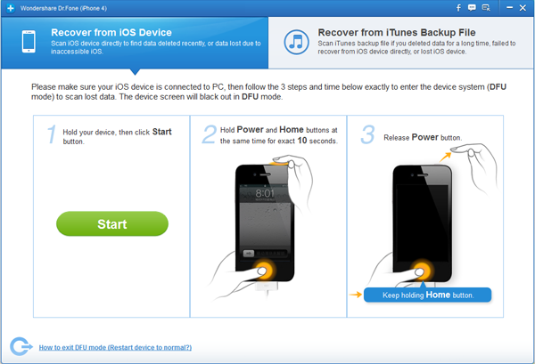 How to Recover iPhone Contacts after Factory Reset? - Image 3