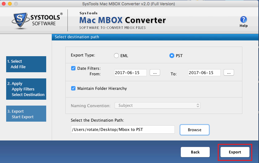 The Simple Tricks to Import Entourage to Outlook 2016 For Mac & Windows - Image 5